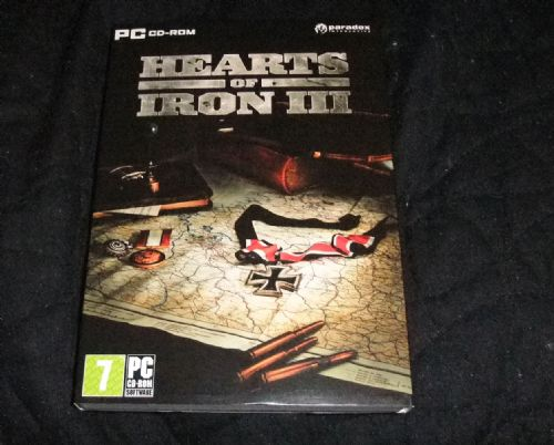 PC spel Hearts of Iron III
