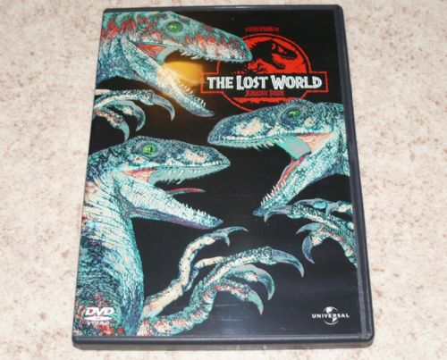 DVD The lost world